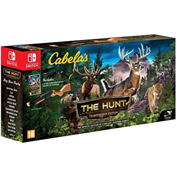 【取り寄せ】Cabela's The Hunt