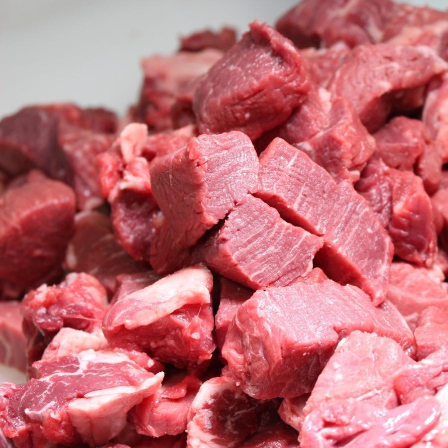 豊西牛サイコロステーキ用 200g トヨニシファーム 冷凍 国産牛 北海道十勝帯広産 赤身肉 十勝産ブランド牛 豊西牛 toyonishifarm 04