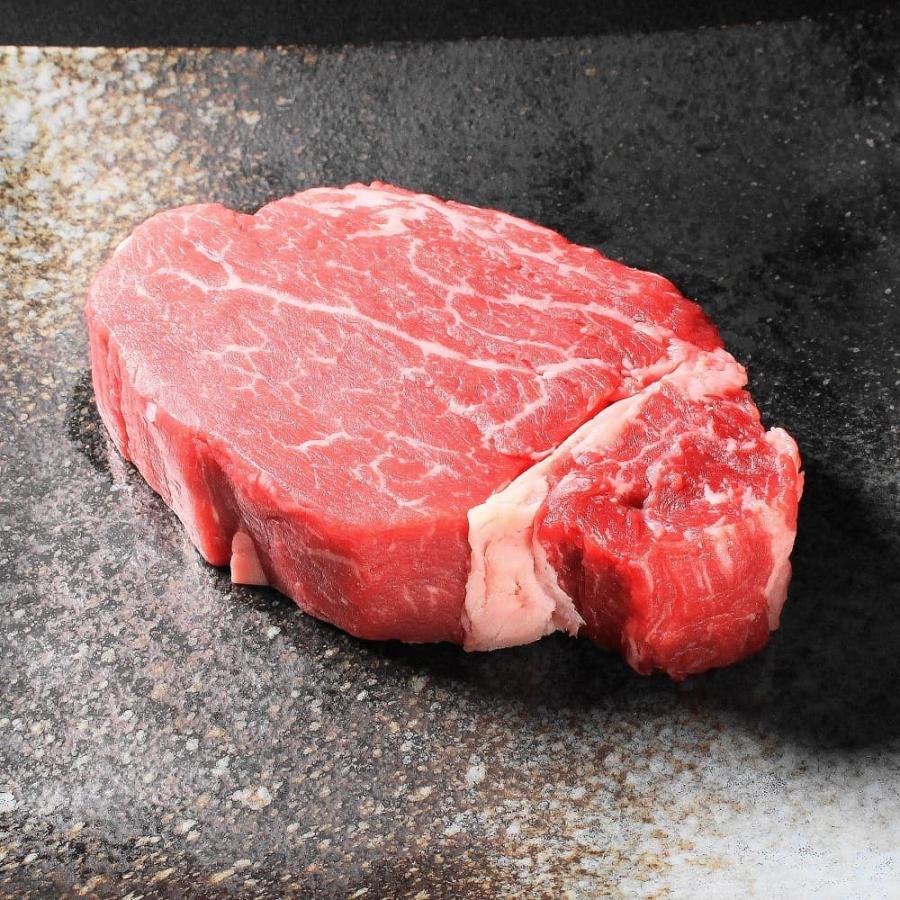 豊西牛ヒレステーキ用 130g トヨニシファーム 冷凍 国産牛 北海道帯広産 赤身肉   toyonishifarm
