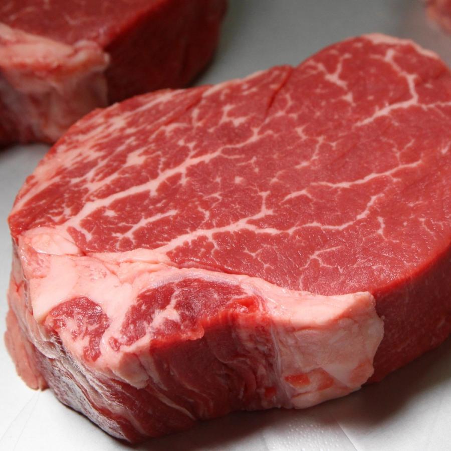 豊西牛ヒレステーキ用 140g トヨニシファーム 冷凍 国産牛 北海道帯広産 赤身肉  |toyonishifarm|02
