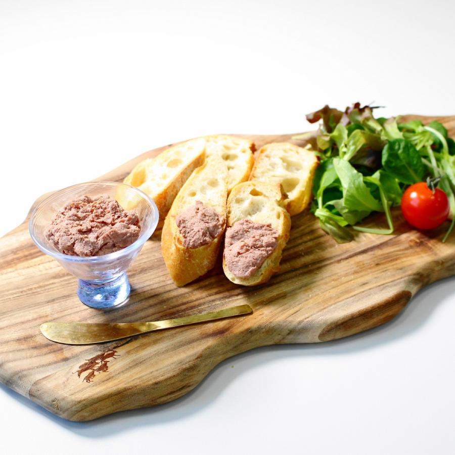 豊西牛 レバーペースト 100g トヨニシファーム 冷凍 赤身肉 十勝産ブランド牛|toyonishifarm|03