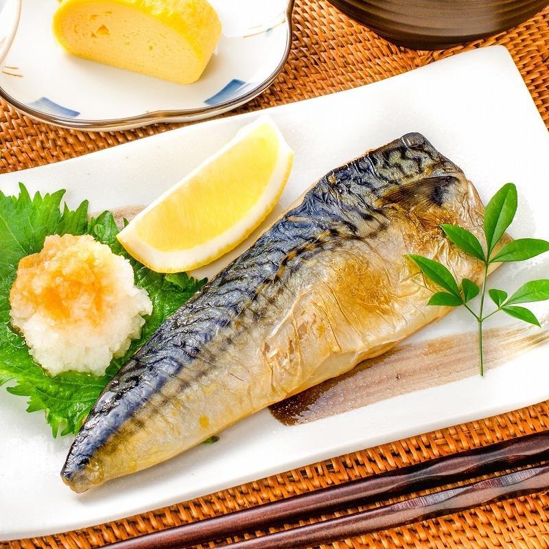 煮魚セット 魚菜パックセット×3 合計15パック 銀鮭塩焼 さば塩焼 さば味噌煮 さば煮付け かれい煮付け 焼き魚 塩焼き 煮付け 切り身 煮魚|toyosushijou|04
