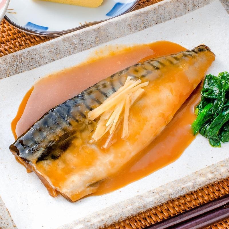 煮魚セット 魚菜パックセット×3 合計15パック 銀鮭塩焼 さば塩焼 さば味噌煮 さば煮付け かれい煮付け 焼き魚 塩焼き 煮付け 切り身 煮魚|toyosushijou|06
