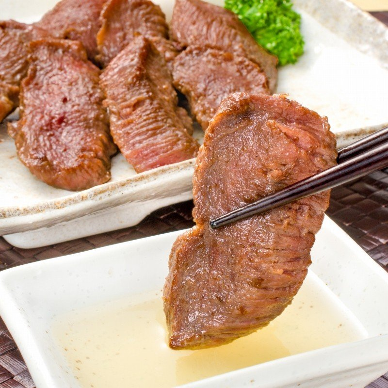 牛たん 牛タン 厚切り 1kg 業務用 カット済み 厚切り牛タン たん塩 仙台名物 焼肉 鉄板焼き ステーキ BBQ ギフト|toyosushijou|14