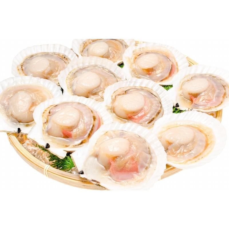 海鮮浜焼き 4種セット 海鮮バーベキューセット 北海道産ほたて10枚 かにみそ甲羅盛り2個 いかおやじ串10本 特大赤海老20尾 BBQセット|toyosushijou|03