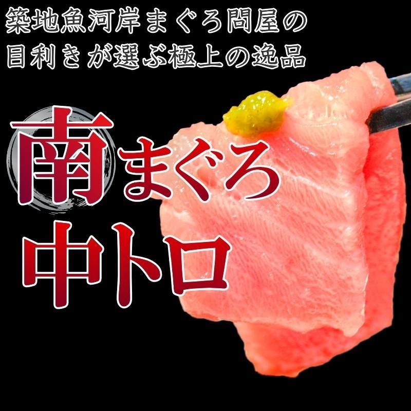 (マグロ まぐろ 鮪) ミナミマグロ 中トロ 200g (南まぐろ 南マグロ 南鮪 インドまぐろ 刺身) toyosushijou 02