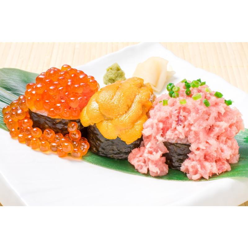 ウニイクラ丼セット うに 100g いくら 100g 生ウニ 生うに 冷凍 無添加 天然(ウニ うに 雲丹) toyosushijou 03