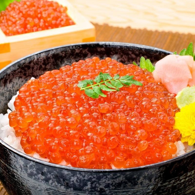 ウニイクラ丼セット うに 100g いくら 100g 生ウニ 生うに 冷凍 無添加 天然(ウニ うに 雲丹) toyosushijou 10