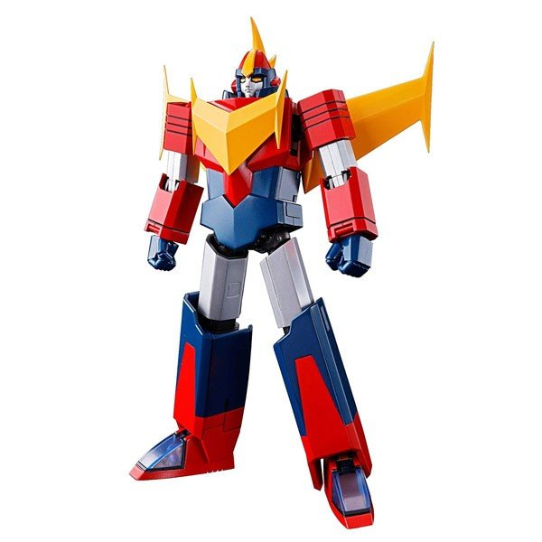 超合金魂 無敵超人ザンボット3 GX-81 ザンボエース *代引不可