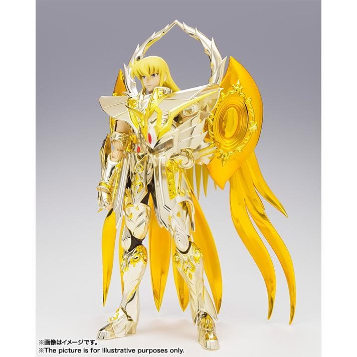 聖闘士聖衣神話EX バルゴシャカ(神聖衣) 『聖闘士星矢』 [バンダイ]