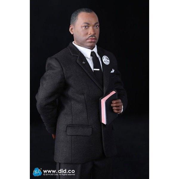 1/6スケール Martin Luther King Jr.(マーチン・ルーサー・キング牧師) (A80099) [DID] 【代引き不可】