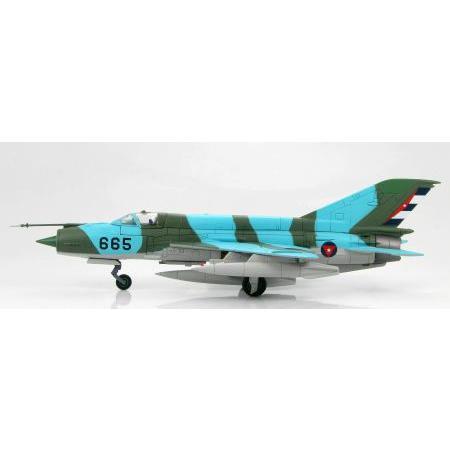 1/72 MiG-21MFスターファイター キューバ空軍 (HA0148) [ホビーマスター]