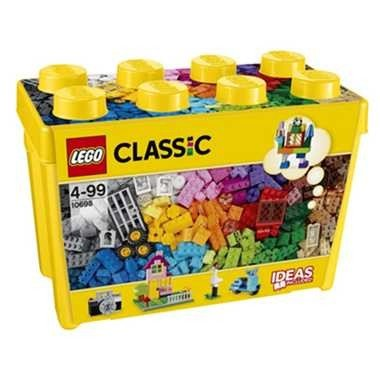 LEGO(レゴ) クラシック 黄色のアイデアボックススペシャル (10698)|toyskameta