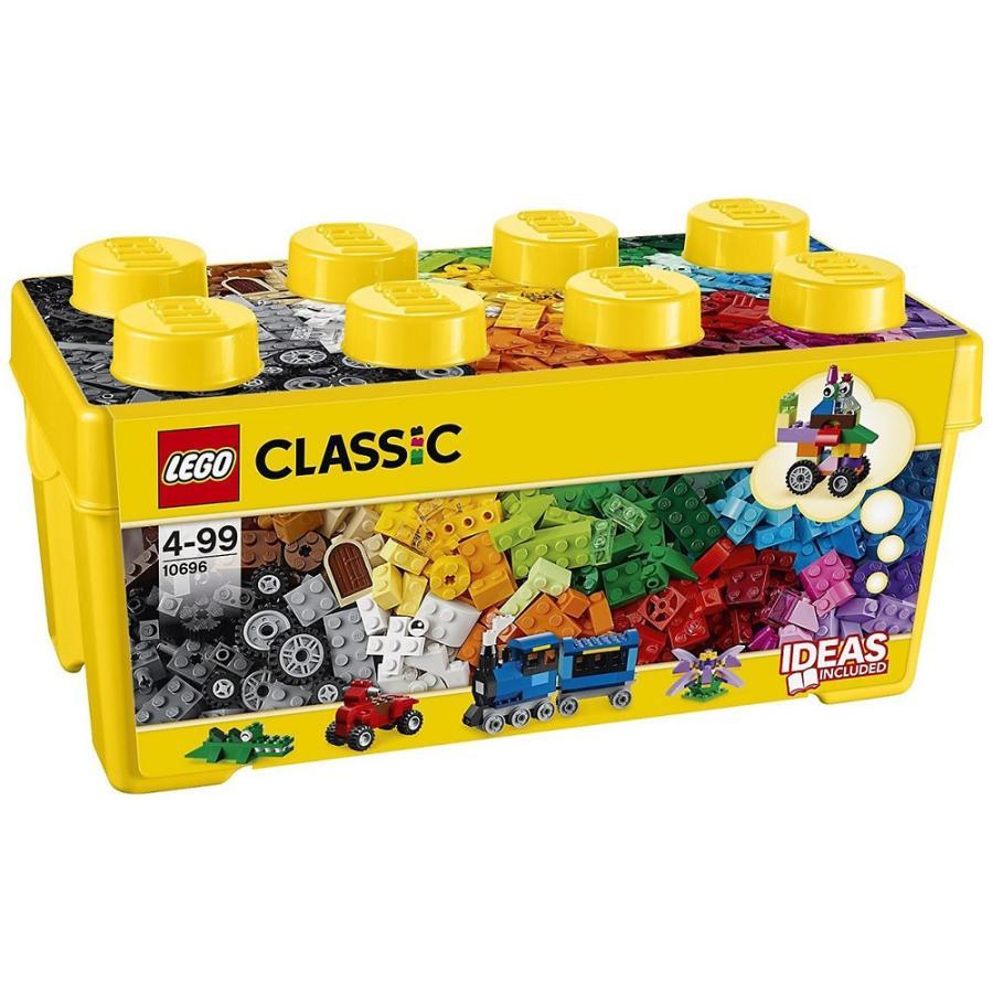 【オンライン限定価格】レゴ クラシック 10696 黄色のアイデアボックス <プラス>|toysrus-babierus