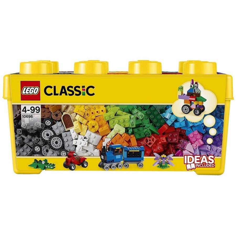 【オンライン限定価格】レゴ クラシック 10696 黄色のアイデアボックス <プラス>|toysrus-babierus|02