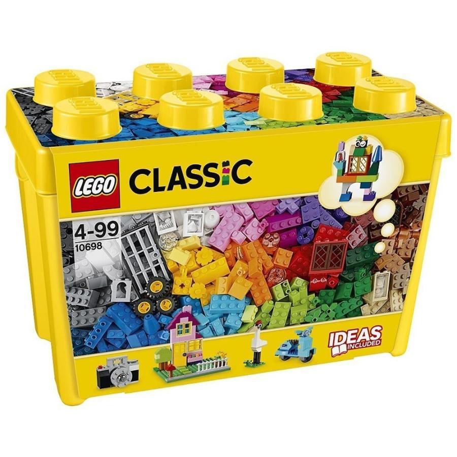 【オンライン限定価格】レゴ クラシック 10698 黄色のアイデアボックス <スペシャル> toysrus-babierus