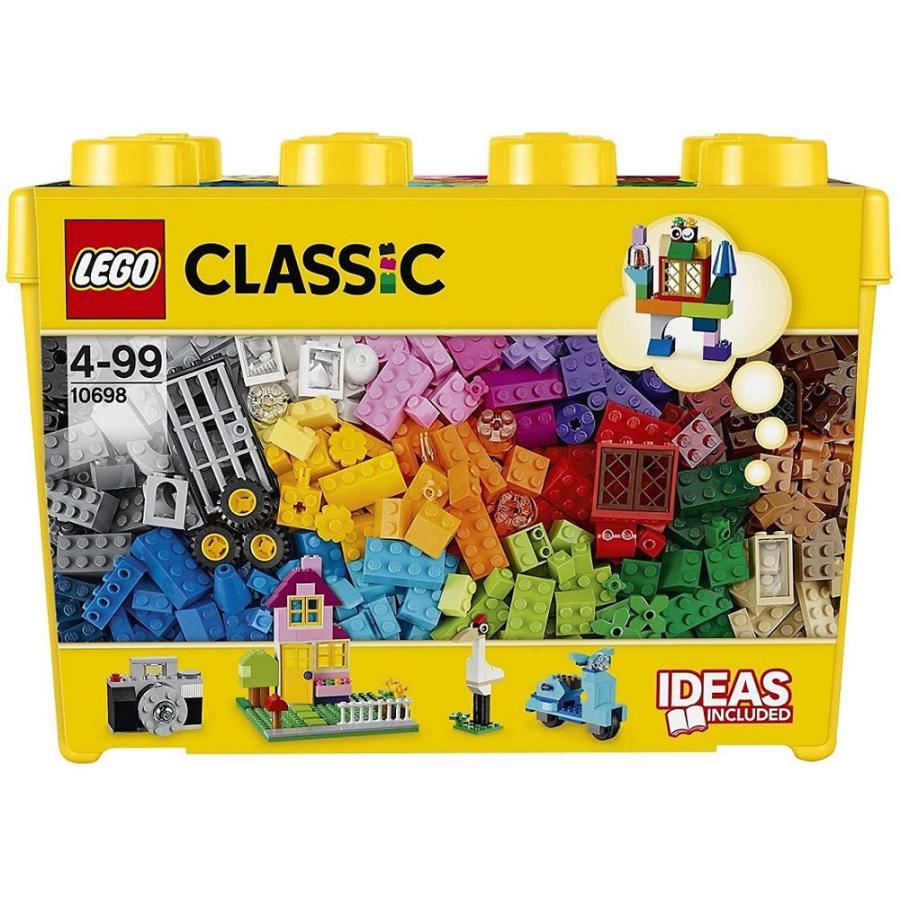 【オンライン限定価格】レゴ クラシック 10698 黄色のアイデアボックス <スペシャル> toysrus-babierus 02