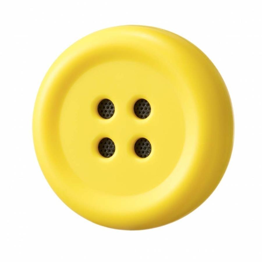 Pechat(ペチャット)イエロー  ぬいぐるみをおしゃべりにするボタン型スピーカー toysrus-babierus 02