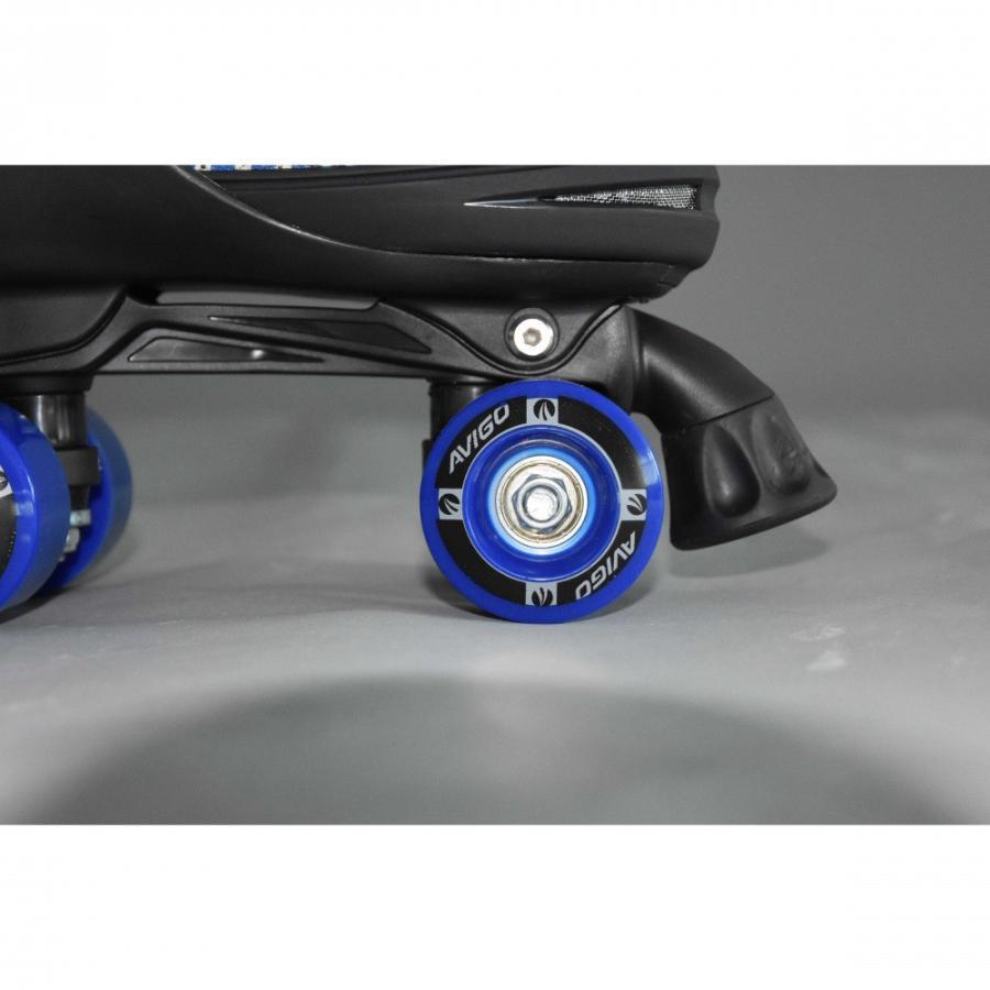 トイザらス AVIGO アジャスタブル ローラースケート ブルー(21〜23.5cm)【クリアランス】 toysrus-babierus 03