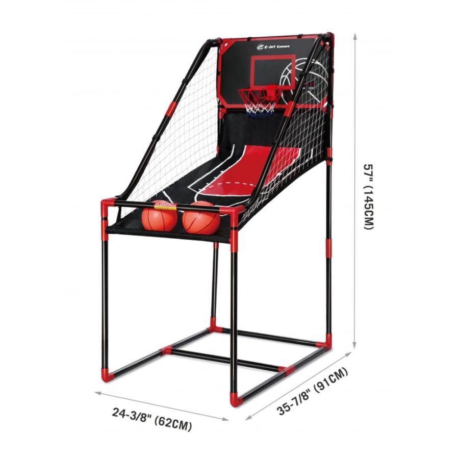 トイザらス限定 シングルショットバスケットボールゲーム :691459400 ...