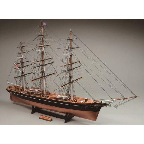 【送料無料】 ウッディジョー 木製帆船模型 1/100 カティサーク