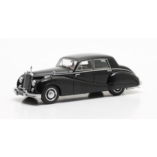 Armstrong Sidderley 346 Sapphire Four Light Saloon 黒 1953 1/43スケール 国際貿易