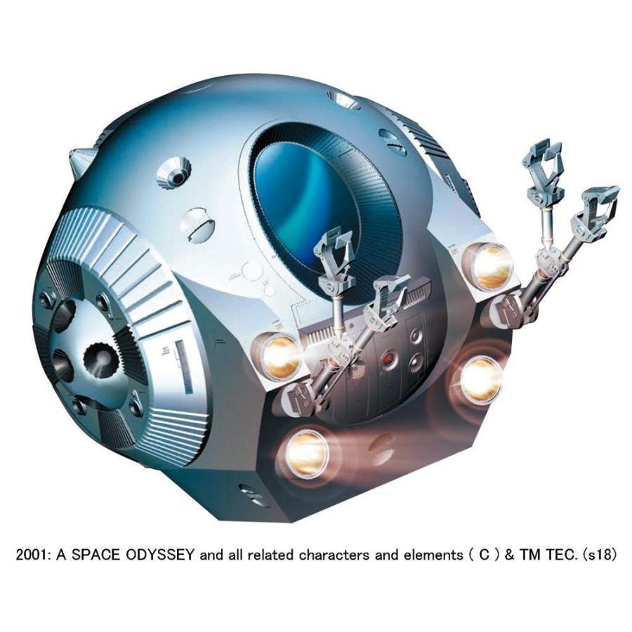 【入荷しました!】 プラモデル 1/8 2001年宇宙の旅 スペースポッド メビウスモデル