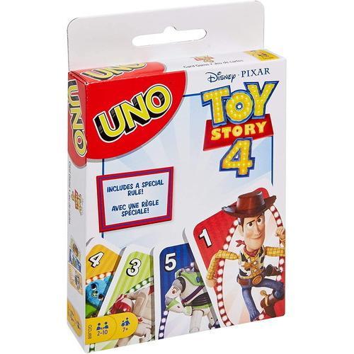 海外並行輸入正規品 UNO ウノ トイ セール品 ストーリー 4 ネコポス送料無料 パーティーゲーム カードゲーム