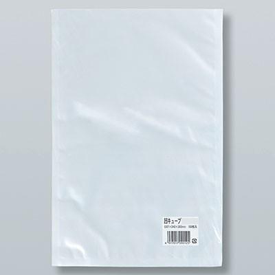 厚み0.05×巾180×長さ260mm福助工業 凹キューブ 50 No.11B (2400枚)