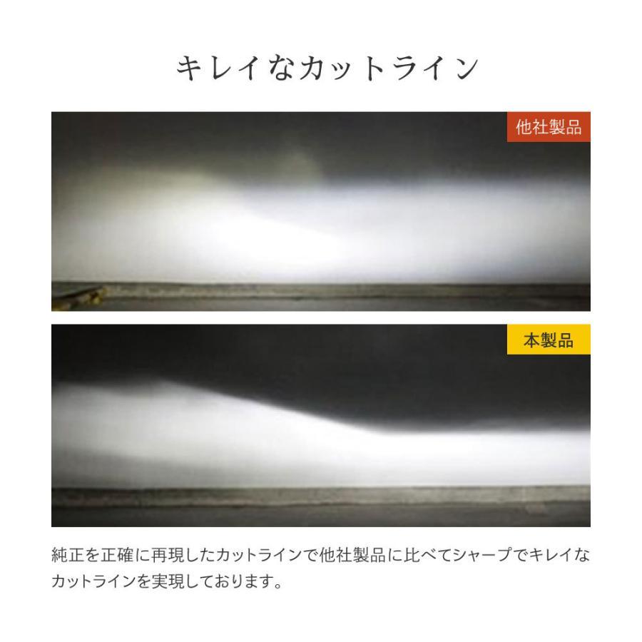 ランキング1位 爆光 H4 HiLo H8/H11 、H7 LEDヘッドライト ドライバーユニット内蔵 12600LM ホワイト 6500k 2本1セット 車検対応 一年保証 送料無料 HID屋 tradingtrade 09