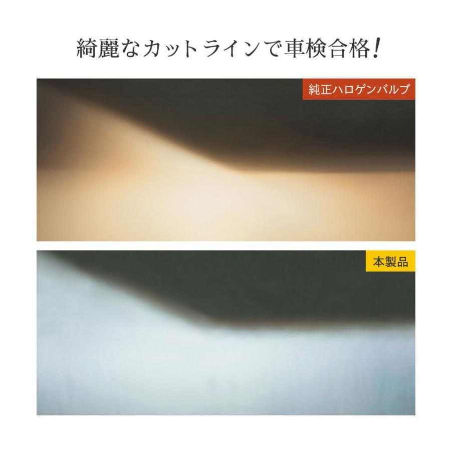 55W HIDよりも明るい LEDヘッドライト Mシリーズ H1 H3 H3C h4 H7 H8 H11 H16 H10 HB3 HB4 HIR2 PSX24W PSX26W 爆光17880lm 6500k 車検対応 フォグランプ tradingtrade 16