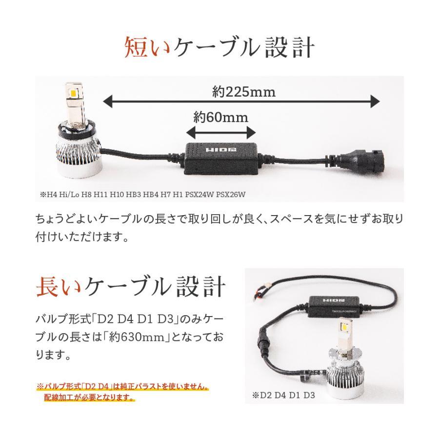 LED ヘッドライト ホワイト 6500K 14880LM   LED フォグランプ イエロー 3000K 10000LM  H4 Hi/Lo H11/H8/H16,HB3/H10/HB4/HIR2/,H1,H7,H3/H3C Gシリーズ tradingtrade 18