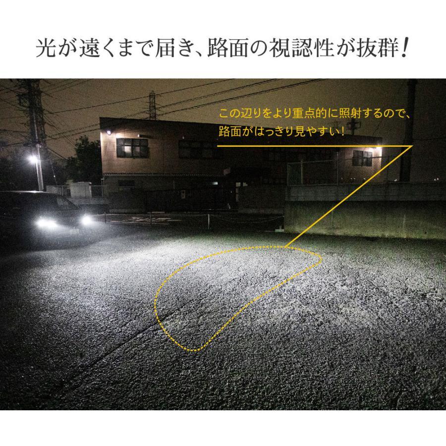HID屋 LEDヘッドライト D2S D2R D4S D4R 12200lm 6500k ホワイト 35W 2本1セット 車検対応 加工不要 純正HIDを簡単LED化 ドライバー内蔵式 Dシリーズ tradingtrade 07