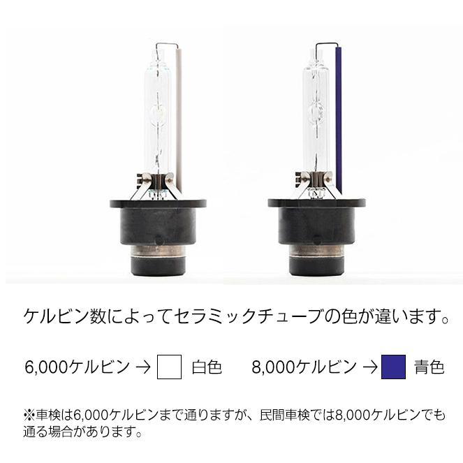 HID屋 35W D4R/D4S 純正交換 HIDバルブ 6000K / 8000K|tradingtrade|07