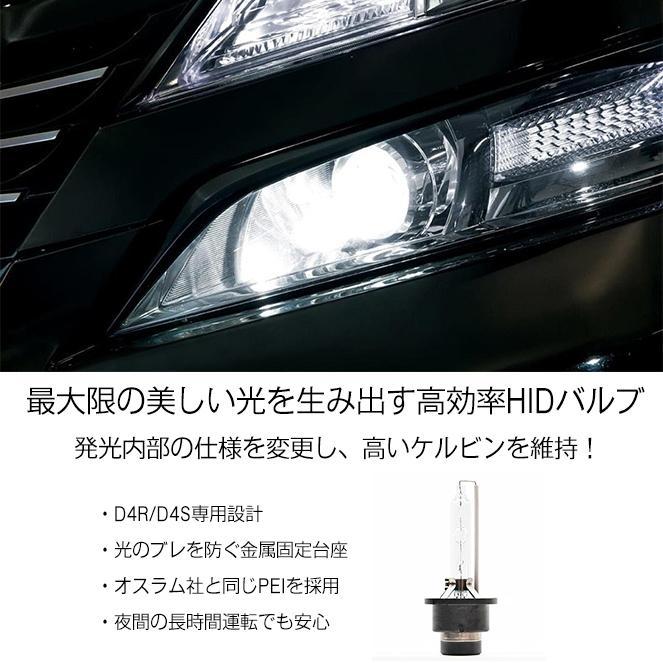 輸入車用HIDパワーアップキット 35W ワーニングキャンセラー内蔵 D2C D2R D2S 選択可(純正変換アダプター付)|tradingtrade|10