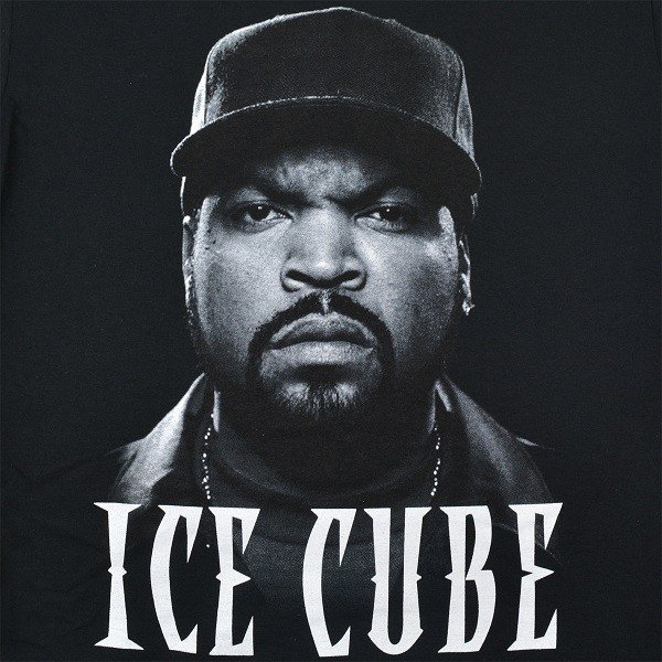 Official Ice Cube Good Day Face T-Shirt