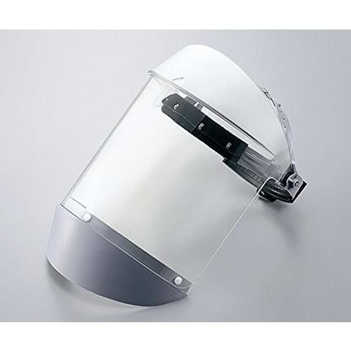 OBERON保護面 上下面ガード 防曇加工 (耐薬) /3-6971-04