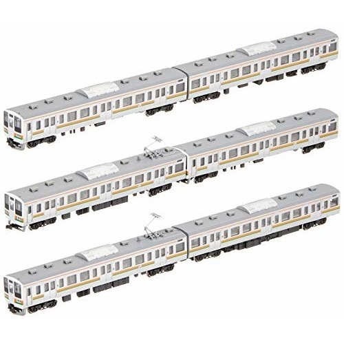 TOMIX Nゲージ 211 3000系近郊電車 高崎車両センター ・ 6両編成 セット 6両 98646 鉄道模型 電車