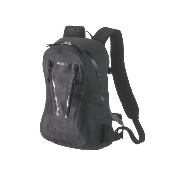 ロゴス(LOGOS) SPLASH mobi ザック14(ブラックカモ) 88200016 ブラックカモ