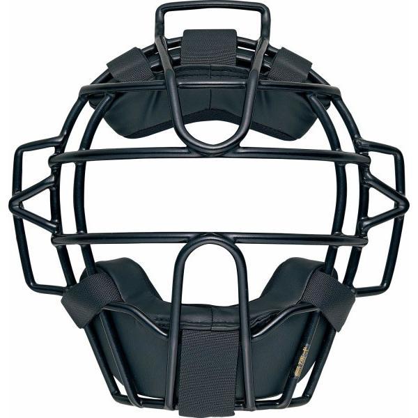 【訳あり】 ゼット(ZETT) 硬式野球 キャッチャー用マスク プロステイタス ブラック(1900) 専用収納袋付き BLM1208, COCOHEAD 332f72f0