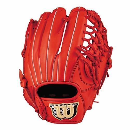 経典 Wilson(ウイルソン) EASY CATCH(イージーキャッチ) 野球 硬式 グローブ ユーティリティ用 WTARET6JP22R Eオレンジ P6J型 (, PP ラボ 88a0be51