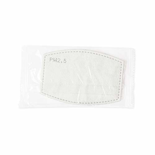 WEDDINGSTAR PM 2.5 保護 マスク フィルター 5層 カーボン テクノロジー 大人 サイズ 20フィルター|trafstore|04