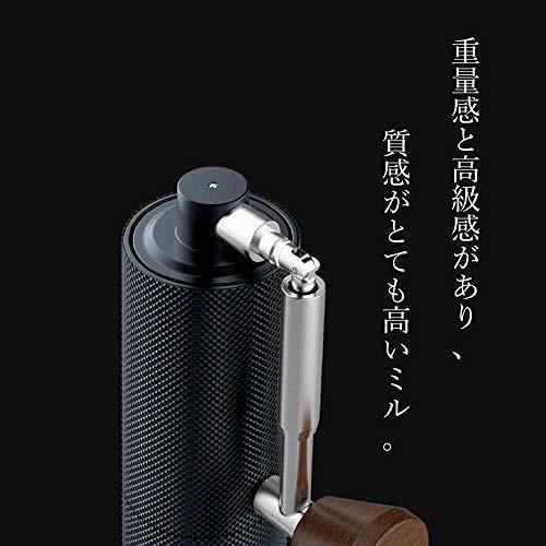 コーヒー ミル タイムモア タイムモアのキャンプコーヒーキットがすごい! 持ち運び便利なコーヒーミル