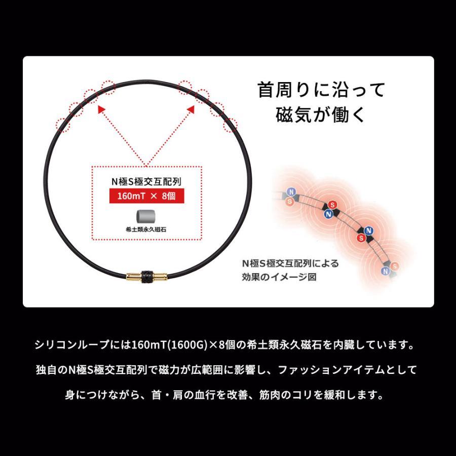 コラントッテ ネックレス リボル Revol Colantotte 磁気ネックレス 医療機器 ABARE transit 04