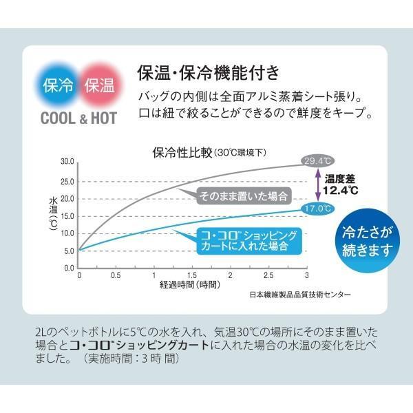 REP cocoro レップ コ・コロ 2WAYタイプ ショッピングトートカート TOTE トート travel-goods-toko 03