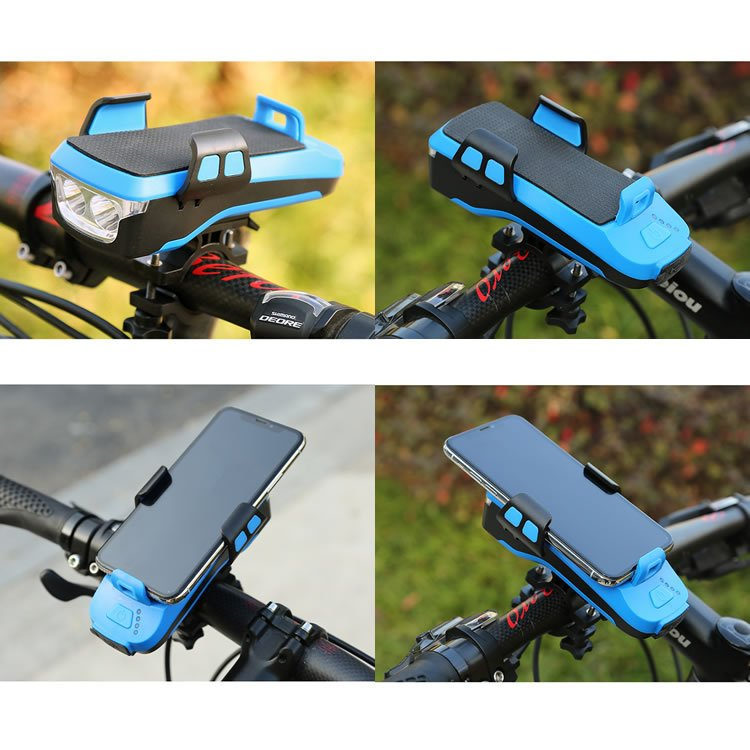自転車 ライト led usb 充電式 モバイルバッテリー 2400mAh 明るい ヘッドライト テールライト 防水 ハンドル取り付け 工具不要 人気 おすすめ 送料無料|travelplus-jp|14