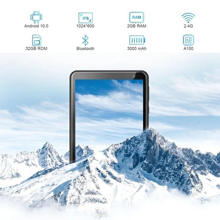 タブレットPC 7人気 格安 Android 10.0 GO 2GB RAM 32GBメモリ  IPSハイビジョンディスプレイ bluetooth wi-fi Google GMS認証 3000mAhブラック|travelplus-jp|04