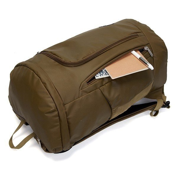 バックパック リュックサック リュック メンズ レディース スクエアリュック バッグ カバン 鞄 ポケット 多い 通勤 通学 大容量 軽量 撥水 出張 登山 TP750115 travelplus-jp 02