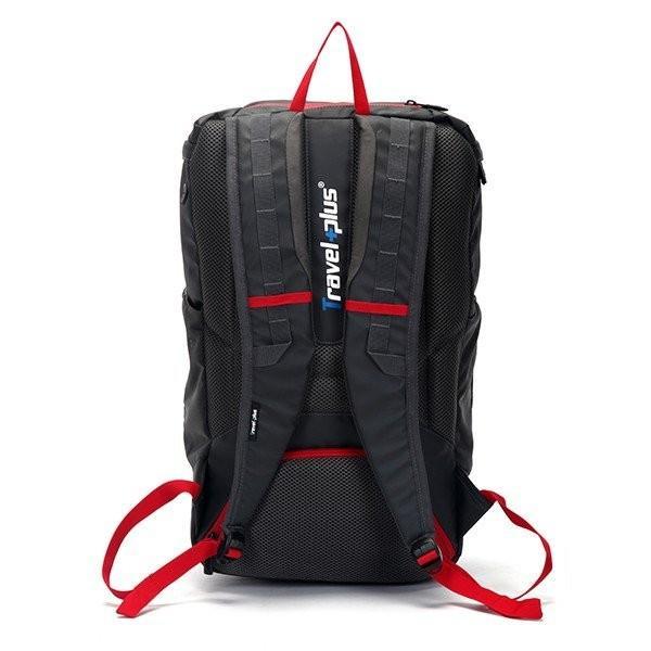 バックパック リュックサック リュック メンズ レディース スクエアリュック バッグ カバン 鞄 ポケット 多い 通勤 通学 大容量 軽量 撥水 出張 登山 TP750115 travelplus-jp 20