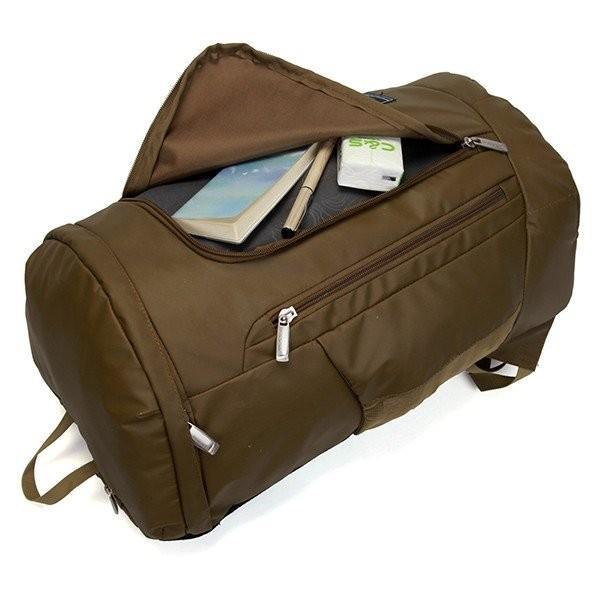 バックパック リュックサック リュック メンズ レディース スクエアリュック バッグ カバン 鞄 ポケット 多い 通勤 通学 大容量 軽量 撥水 出張 登山 TP750115 travelplus-jp 21
